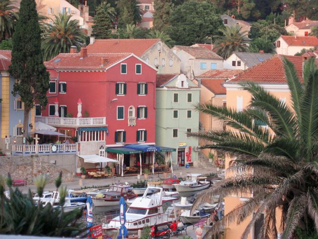 Veli Losinj Veli Losinj Harbour